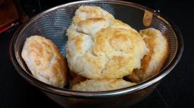 Buttermilk Biscuits (gluten free, nightshade free)
